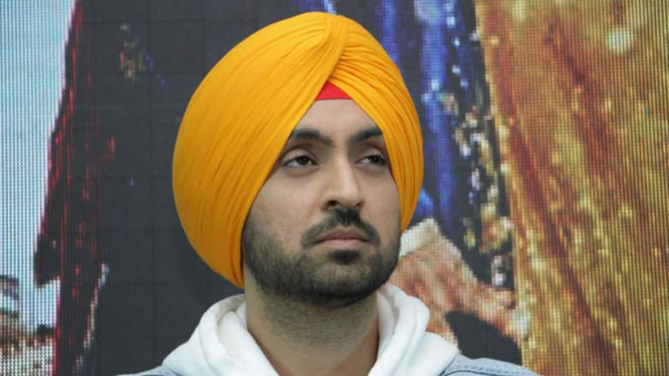 Diljit Dosanjh says trying to dub 'Rangroot' in Hindi, English