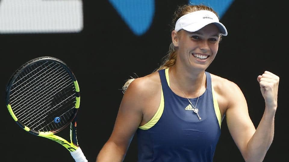 Grand Slam hasn't changed my life, says Caroline Wozniacki