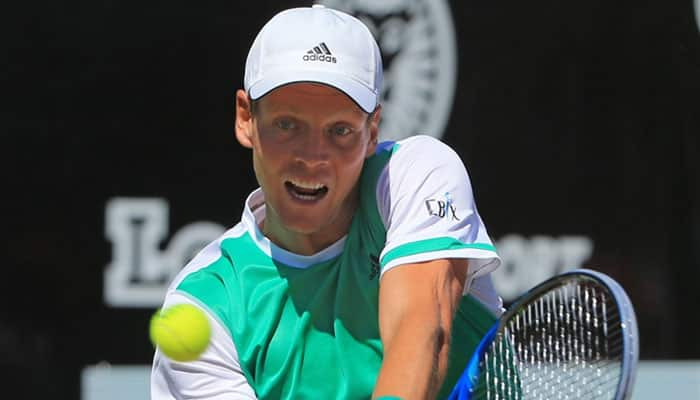 Two-time winner Tomas Berdych bows out of Davis Cup duty