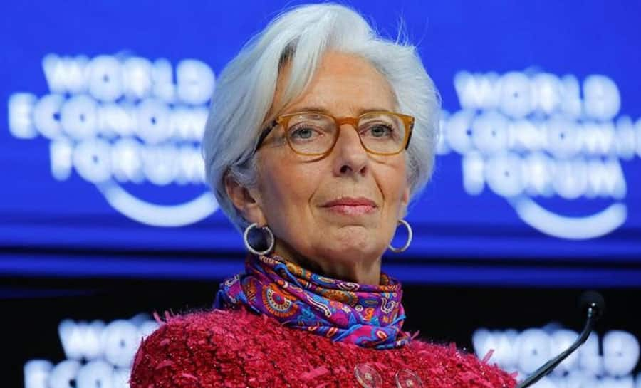 Christine Lagarde says market swings aren't worrying, but wants reforms