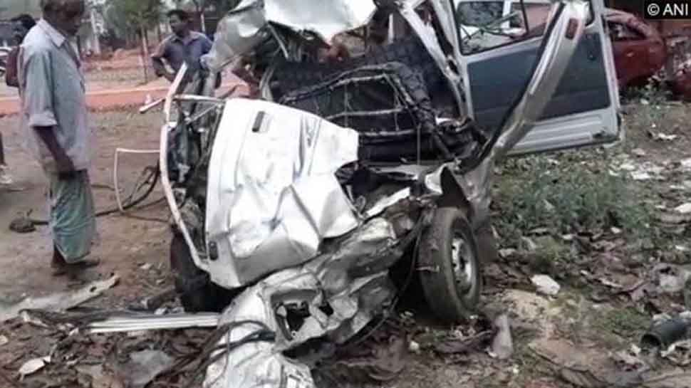Uttarakhand: 5 dead, 4 injured after vehicle falls into gorge