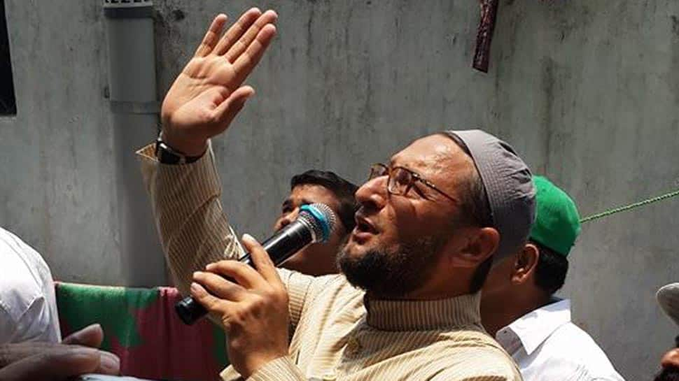 Some people dancing to Modi's tune: Owaisi on ex-Muslim body member Salman Nadvi's shifting mosque comment