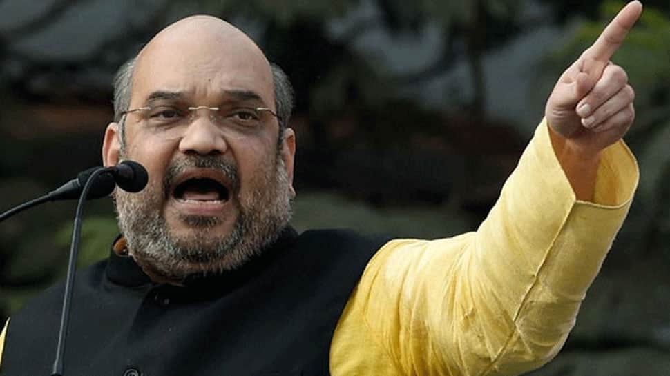 Amit Shah hits out at Manik Sarkar-led Tripura govt, says BJP will win polls