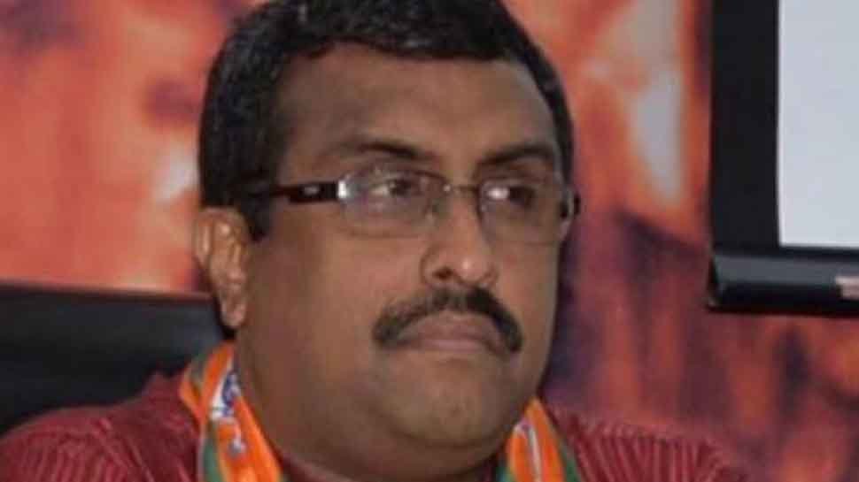 Nagaland BJP condemns fake news report about Ram Madhav