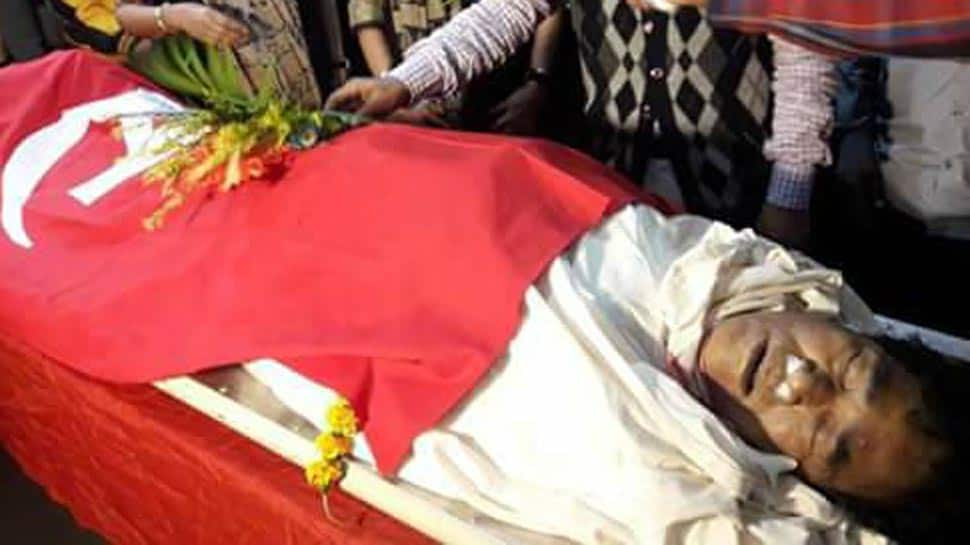 Tripura polls 2018: CPI (M) candidate Ramendra Narayan Debbarma, sitting MLA, dies a week before elections