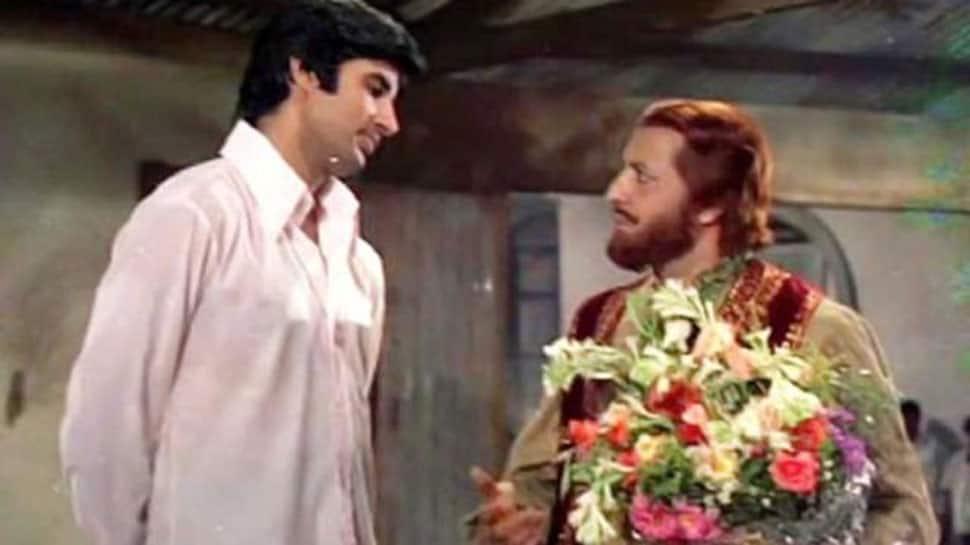Amitabh Bachchan's heartfelt post on legendary actor Pran's birth anniversary is unmissable!