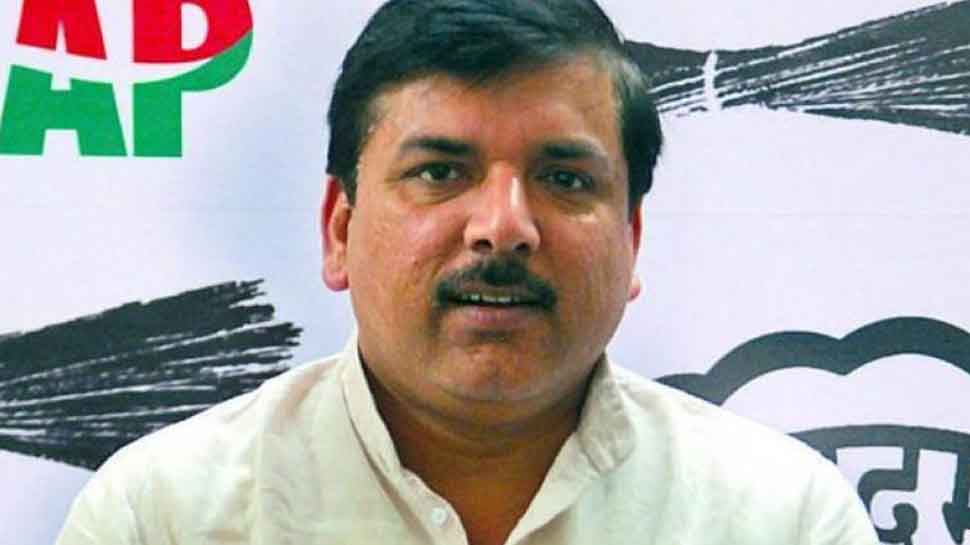 Narendra Modi government 'crushing' the voice of democracy: Sanjay Singh