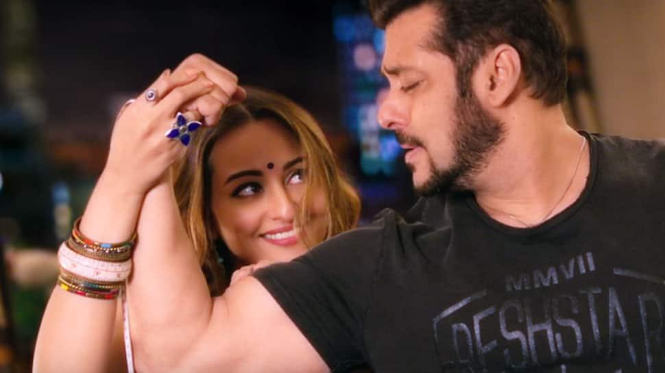 Welcome To New York: Sonakshi Sinha-Salman Khan bring back 'Dabangg' chemistry in 'Nain Phisal Gaye' song—Watch