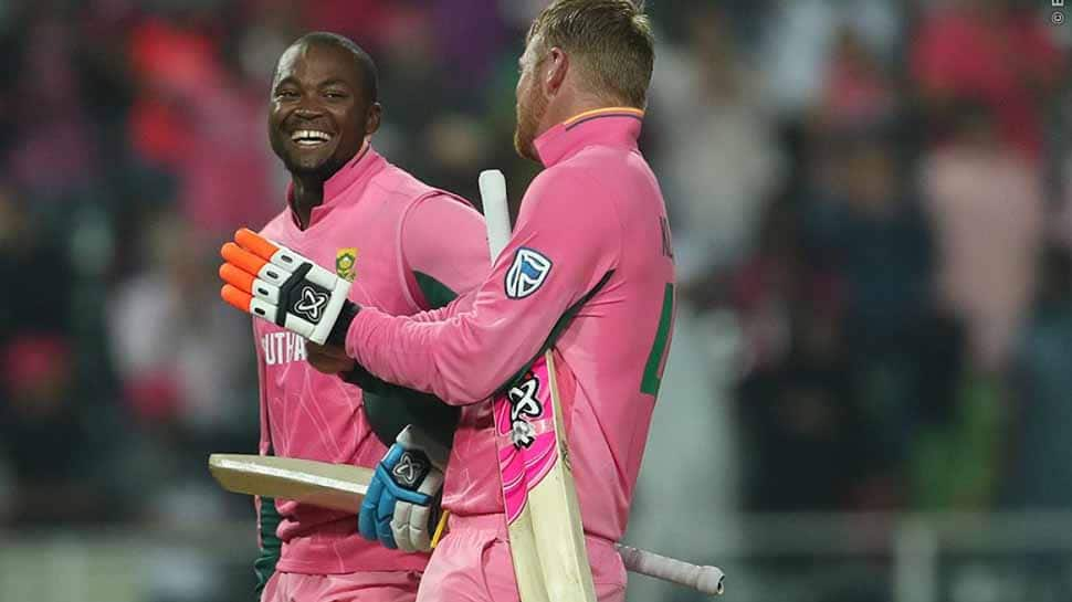 We have now got the measure of Indian spinners: Andile Phehlukwayo
