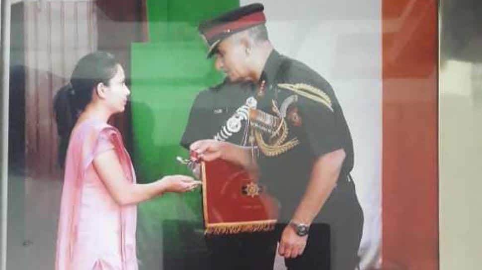Widow of soldier killed in anti-terror ops in Kashmir joins Officers Training Academy