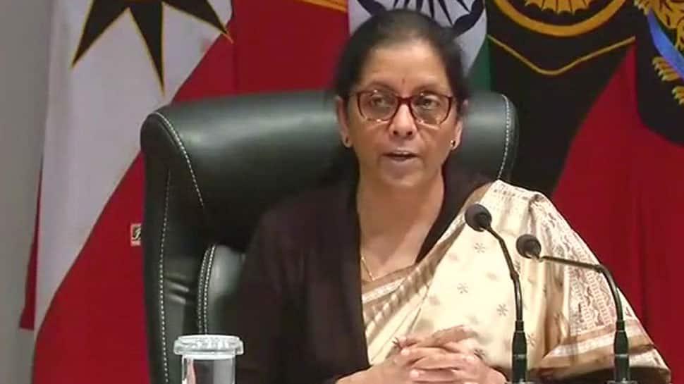 Pakistan expanding 'arc of terror' south of Pir Panjal: Defence Minister Nirmala Sitharaman