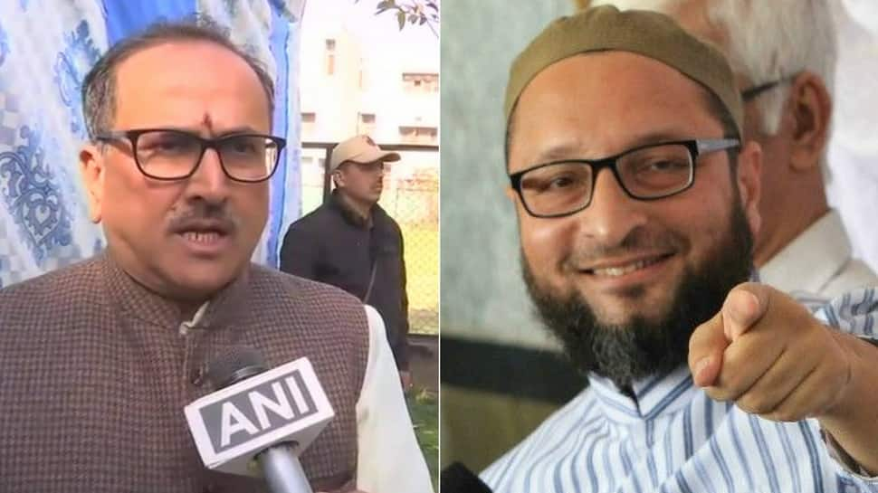 People like Owaisi weakening society, helping Pakistan and terrorists: J&K Deputy CM
