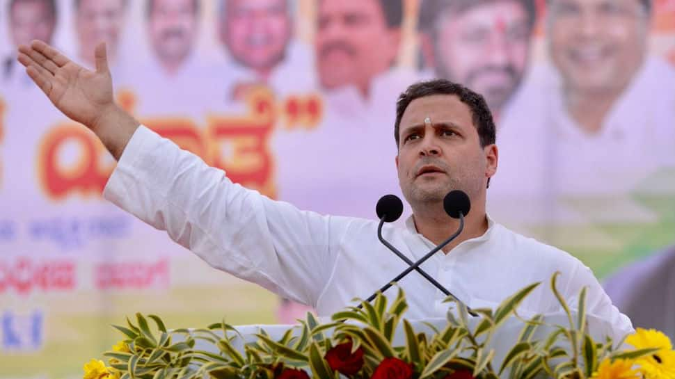 Rahul Gandhi calls BJP-PDP alliance 'opportunistic', says soldiers dying because of 'non-existent' Kashmir policy