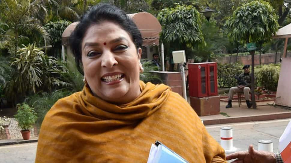 'Laugh Renuka laugh': Shatrughan Sinha backs Renuka Chowdhury, says those opposing women`s empowerment would 'melt soon'