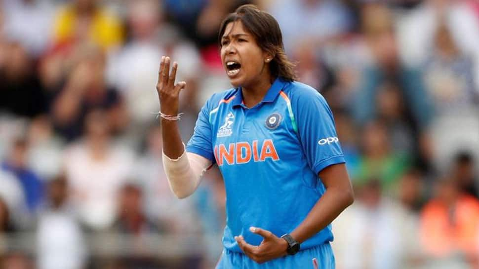 Injured Jhulan Goswami to miss T20I series in South Africa