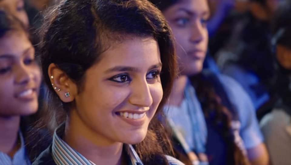 Priya Prakash Varrier on being the latest Indian viral sensation
