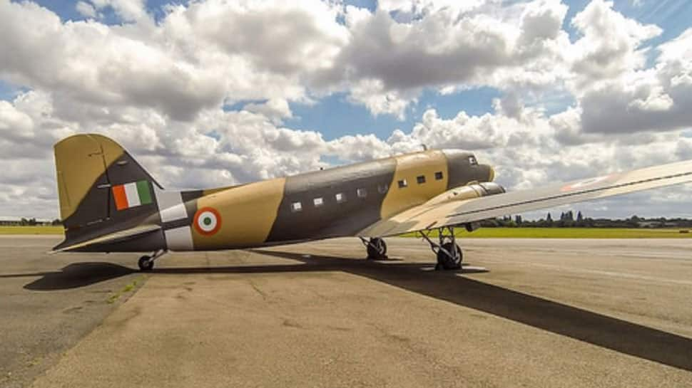 World war II-era Dakota, acquired from scrap, set to join Indian Air Force - See Pics