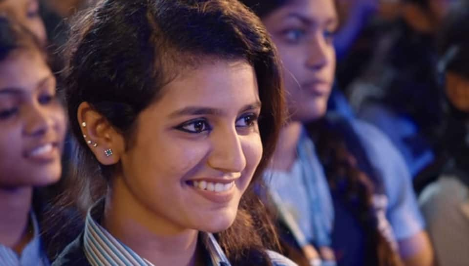 Priya Prakash viral song lyrics hurt Muslim sentiments, claims group