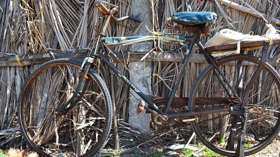 The power of love: Man cycles across 65 villages to find mentally unstable wife