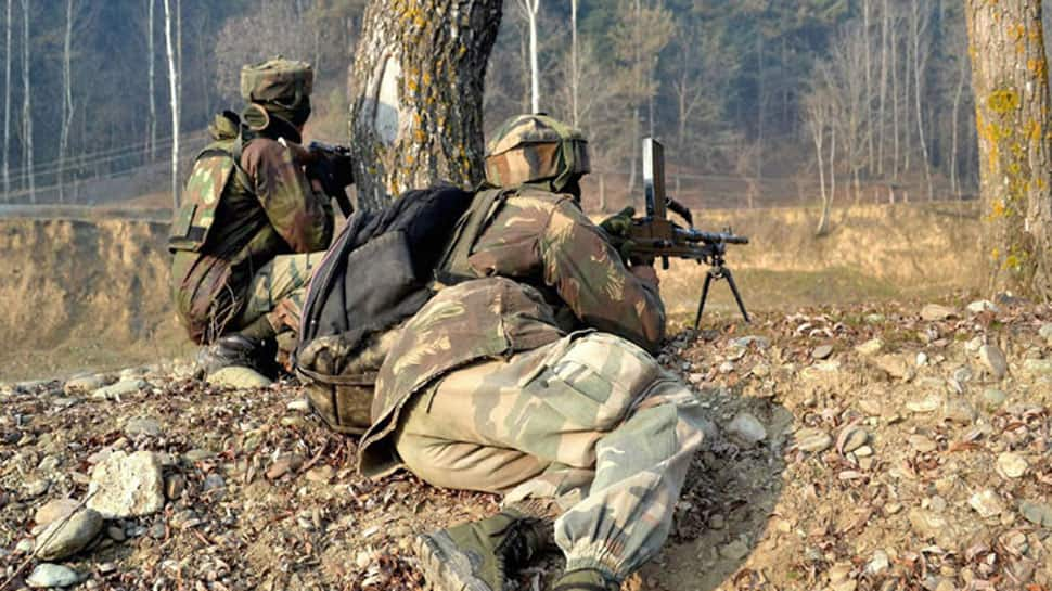Security forces foil infiltration bid by Pakistan-backed terrorists along LoC in J&K's Poonch