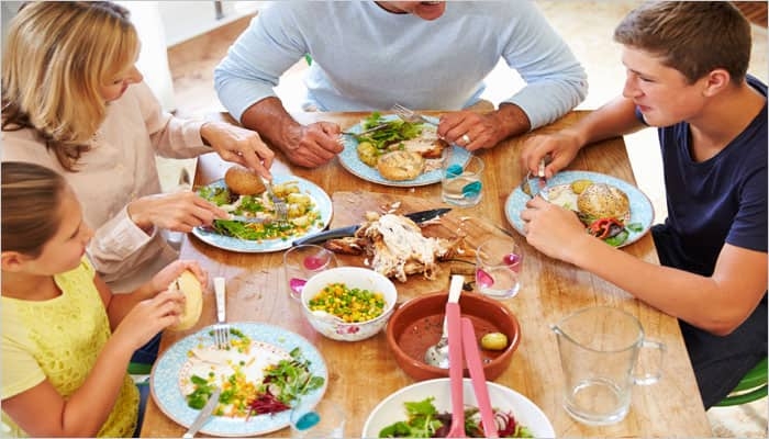 Want to avoid food wastage? Eat at home, suggests study