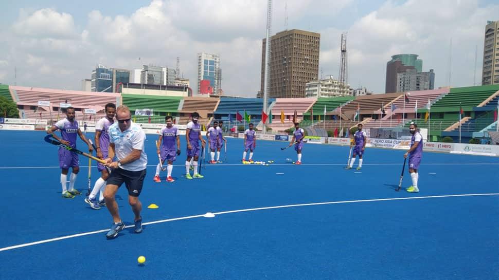 India men's hockey coach Sjoerd Marijne sets sights on Asian Games, World Cup