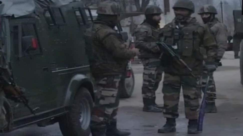 J&K: Gunbattle on between terrorists, security forces in Baramulla's Pattan