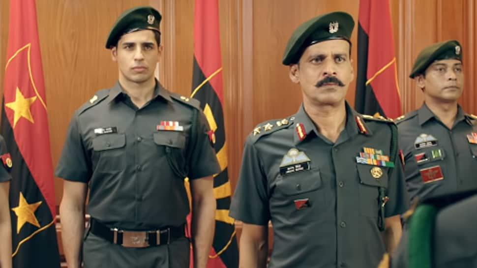 Aiyaary movie tweet review: Sidharth Malhotra, Manoj Bajpayee leave an impact