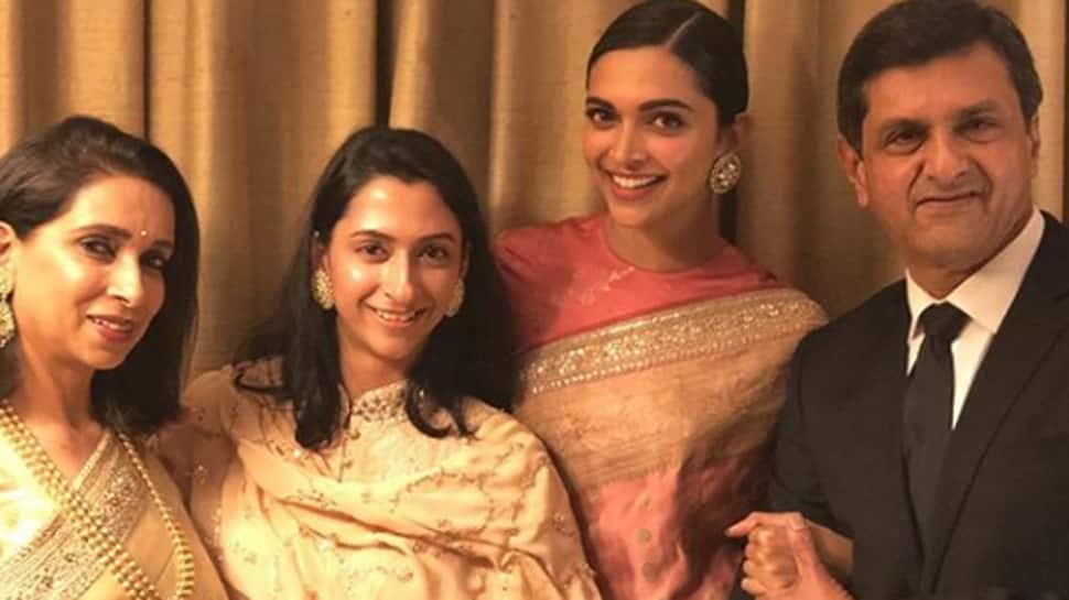 Deepika Padukone shares emotional moment from father Prakash Padukone's felicitation ceremony—See pic