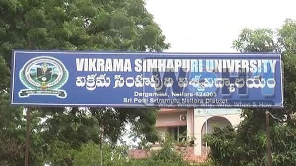 VSU Nellore releases UG degree results, check www.simhapuriuniv.ac.in