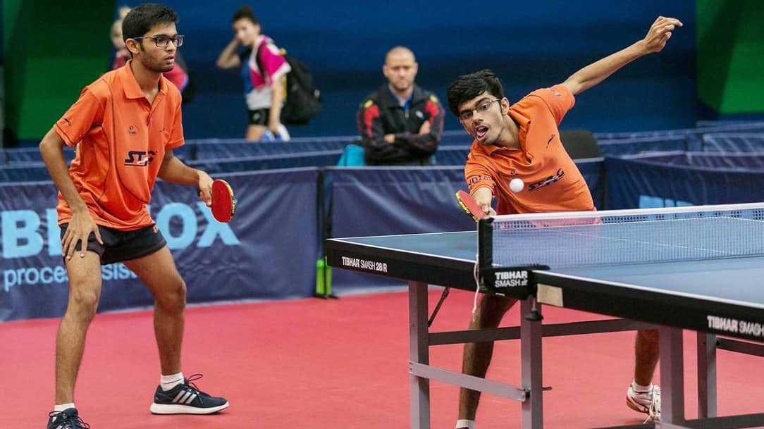Manav Thakkar, Manush Shah win silver in Czech Junior and Cadet Open