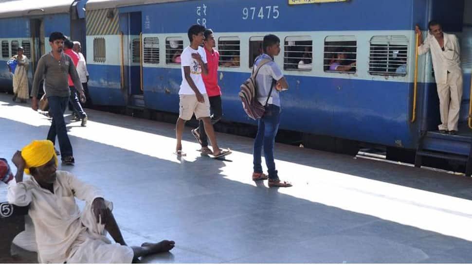 States where trains face maximum and minimum delays, reveals study