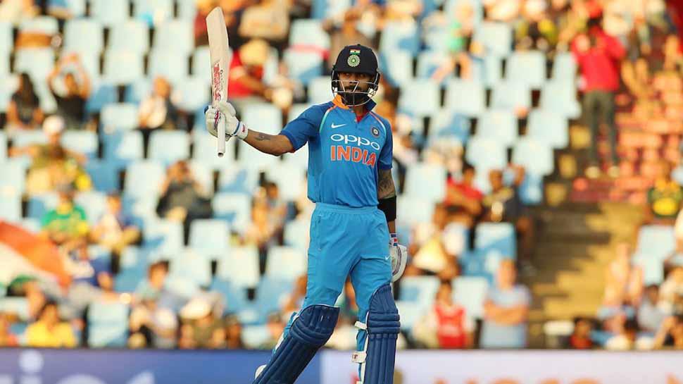 Virat Kohli first to score 500 runs in a bilateral ODI series