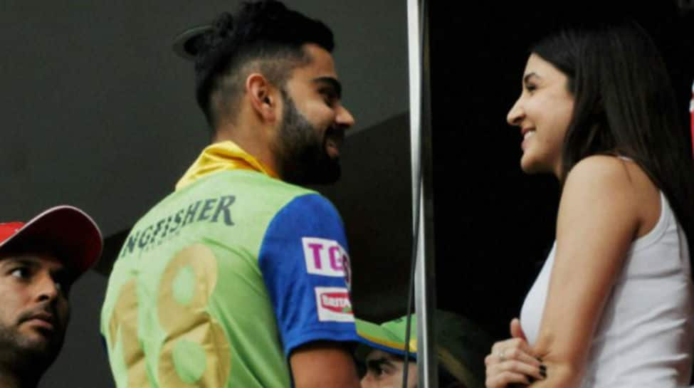 Anushka kept me going throughout the tour, Virat Kohli credits wife for success in South Africa