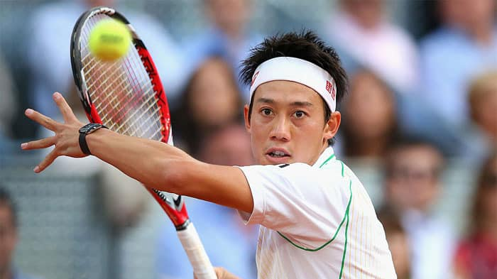 Kei Nishikori recovers from a set down to make New York Open semis