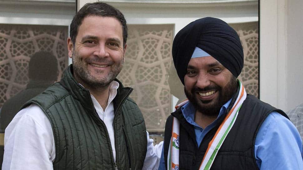 'Misfit' in BJP, Arvinder Singh Lovely re-joins Congress after 9 months
