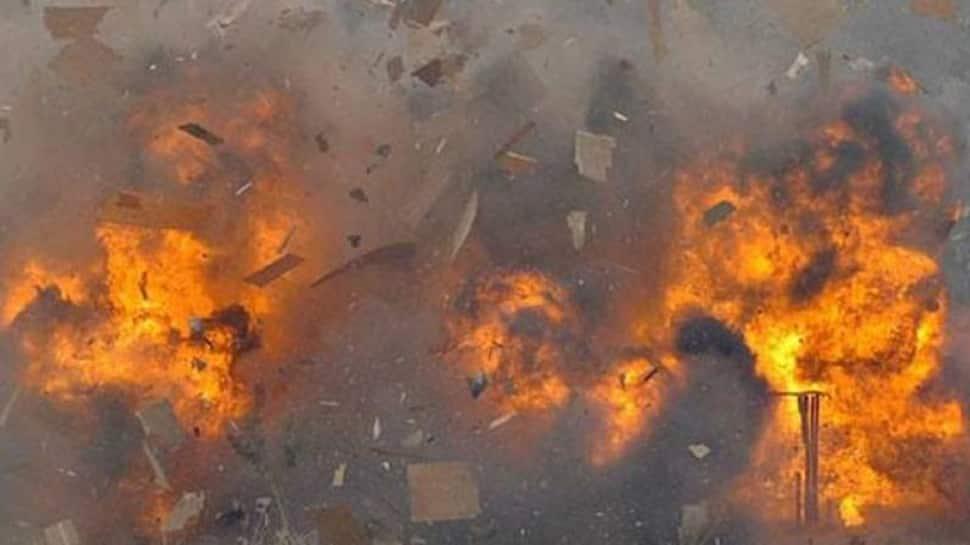 Nine dead in cylinder blast in Beawar in Rajasthan