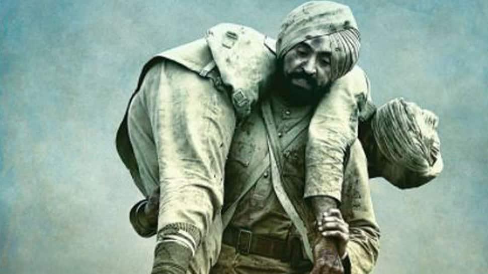 New poster of Diljit Dosanjh's 'Sajjan Singh Rangroot' unveiled