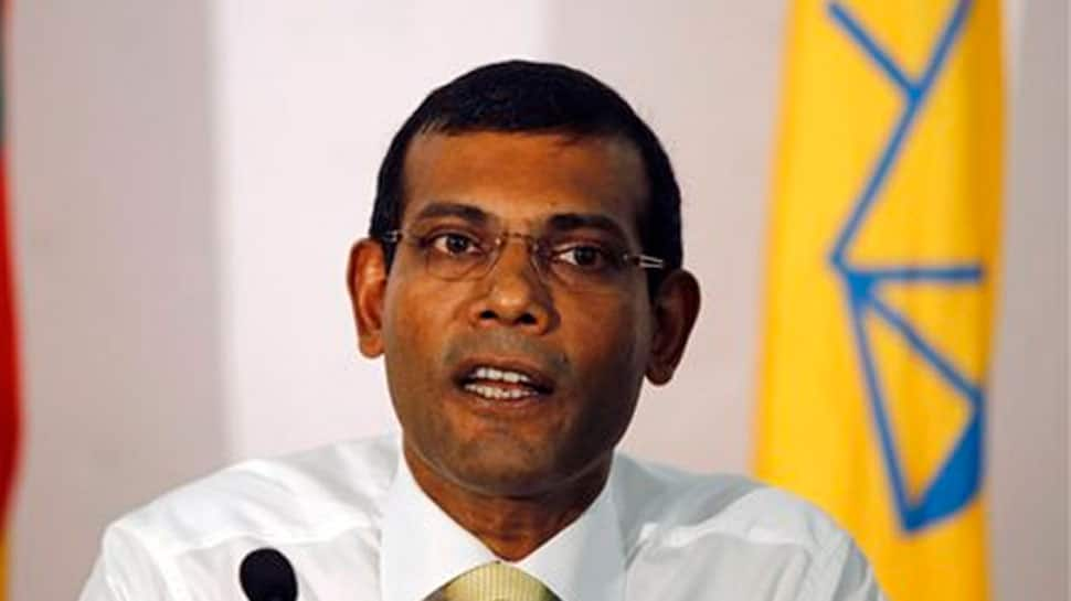 We don't want India and China against each other: Former Maldivian President Mohamed Nasheed