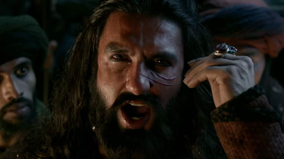 Making of Ranveer Singh's 'Khalibali' from Sanjay Leela Bhansali's 'Padmaavat' is jaw-dropping—Watch video