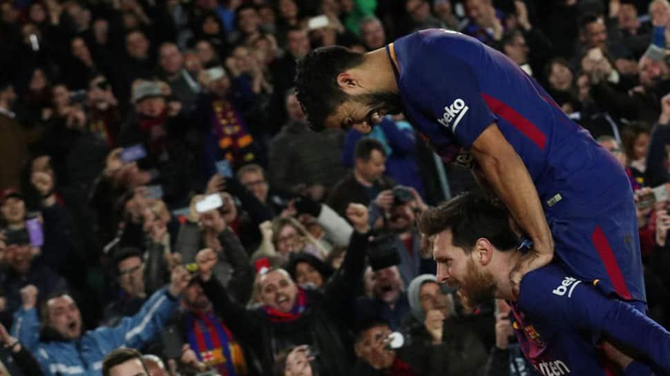 La Liga: Barcelona maintain undefeated streak after Eibar win, eye Chelsea clash