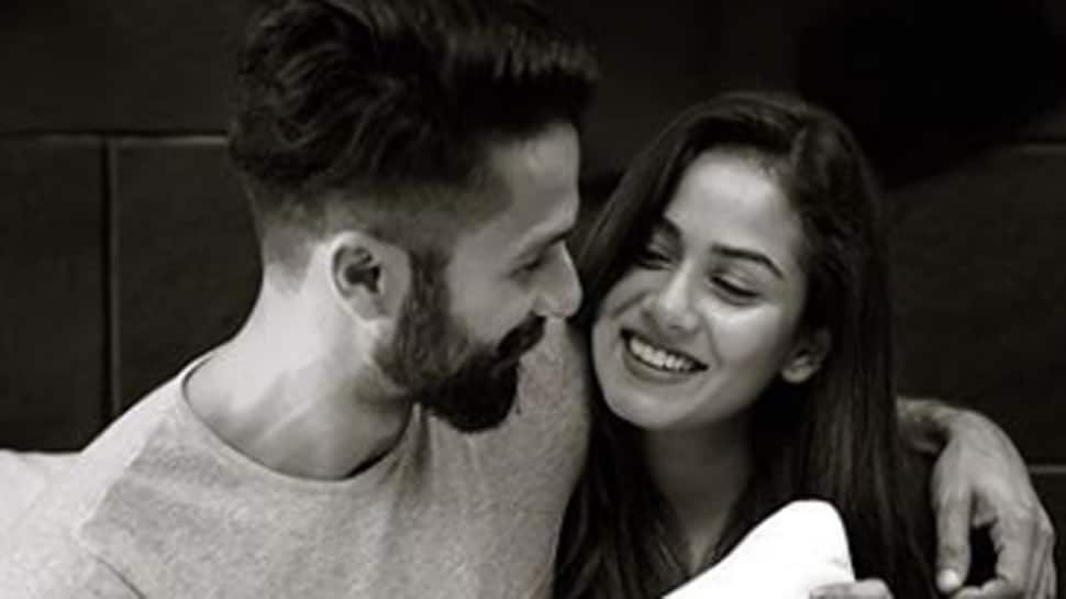 Shahid Kapoor and Mira Rajput Kapoor's latest pic spills love all over Instagram