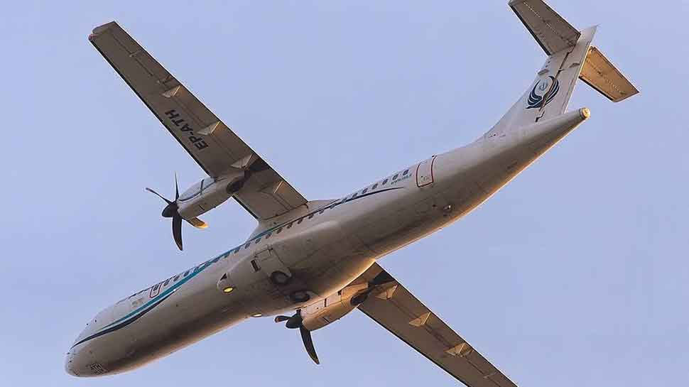 66 dead after plane crashes into Zagros mountains in central Iran