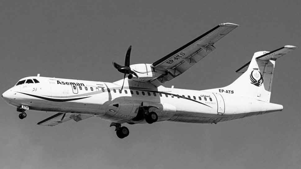 Aseman Airlines first claims 66 onboard killed in Iran plane crash, then says not sure yet