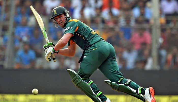 South Africa batsman AB de Villiers ruled out of entire T20I series against India