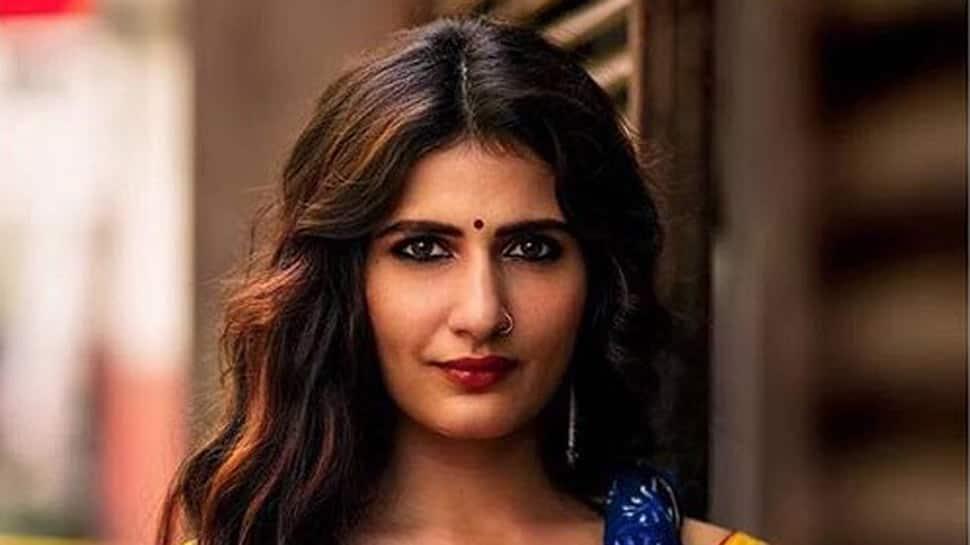 Did 'Dangal' actress Fatima Sana Shaikh shave her eyebrow? See pics