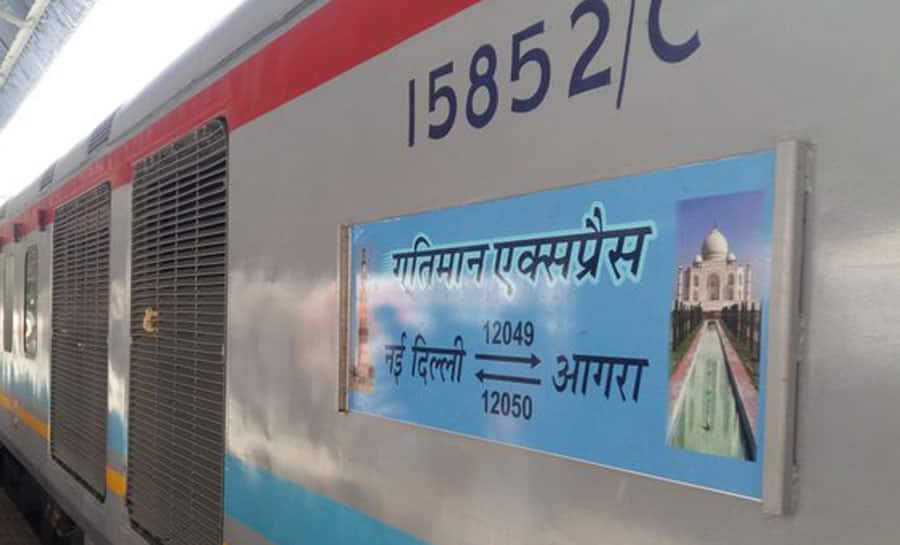 India's fastest train Gatimaan Express gets route extension, to cover Delhi to Gwalior in less than 4 hours
