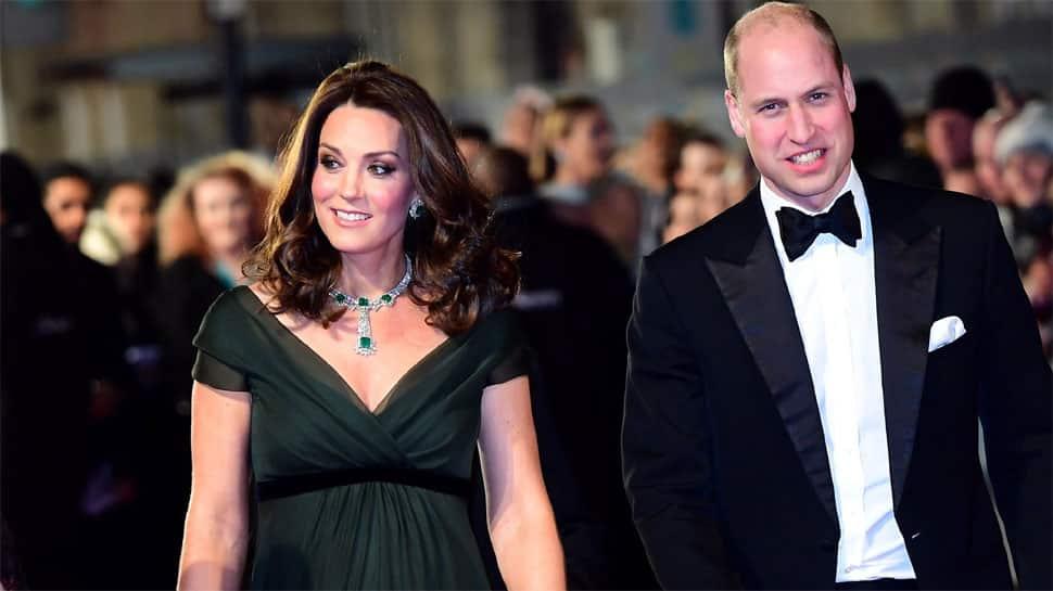 Kate Middleton defies black dress code at BAFTA