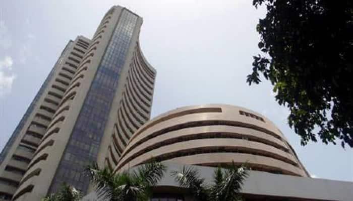 Stock markets open flat; slip immediately after