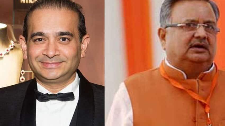Congress MLAs create ruckus over Chhattisgarh government's invite to Nirav Modi aide, suspended